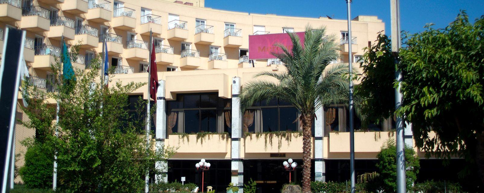Hotel El Louxor