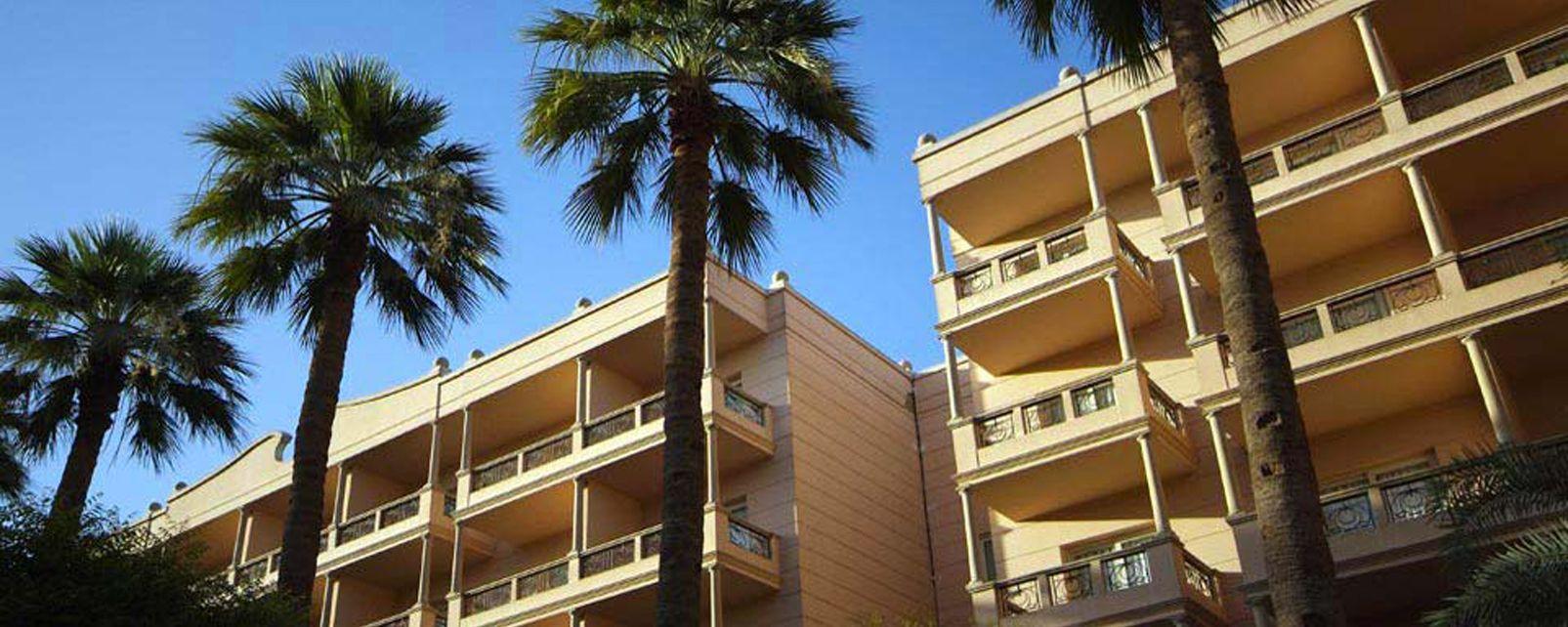 Hotel Pavillon Winter Luxor Hotel