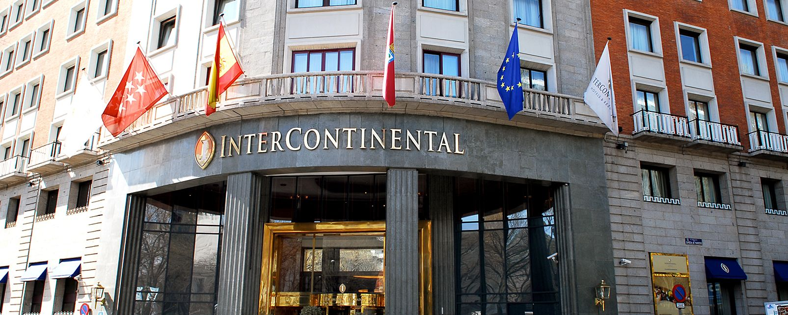 Hotel Castellana Intercontinental Madrid