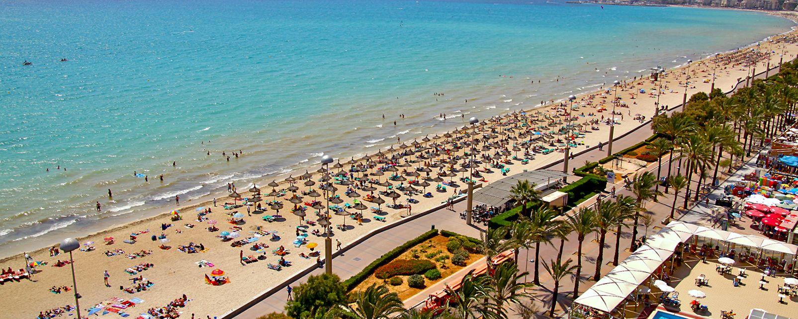 Mallorca Playa De Palma Hotel Cristina
