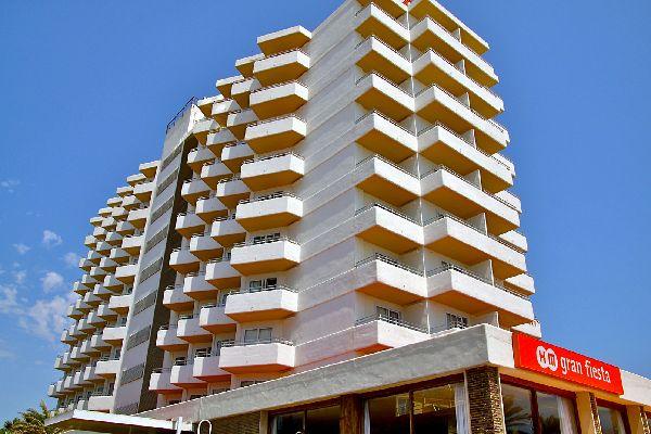 Hotel Hm Gran Fiesta In Playa De Palma