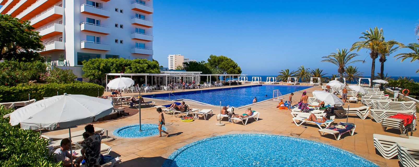 Palia Maria Eugenia Hotel In Calas De Mallorca