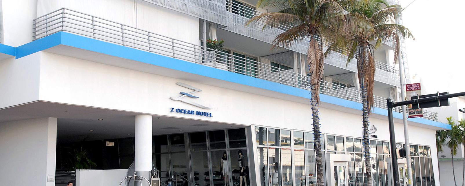 Hotel Z Ocean (previously the De Soleil)