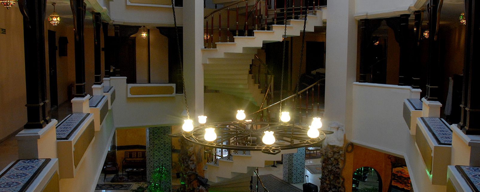Hôtel Best Western Antea Palace