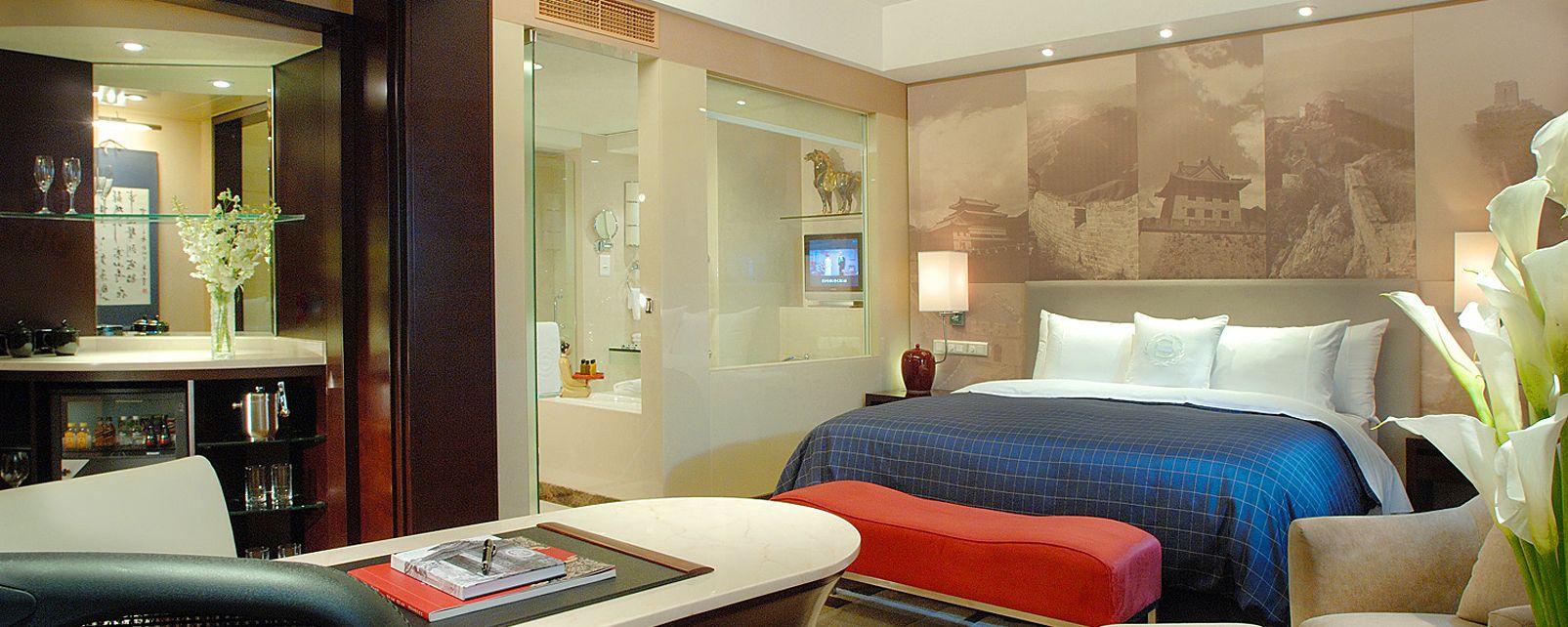 Hôtel The Great Wall Sheraton Hotel