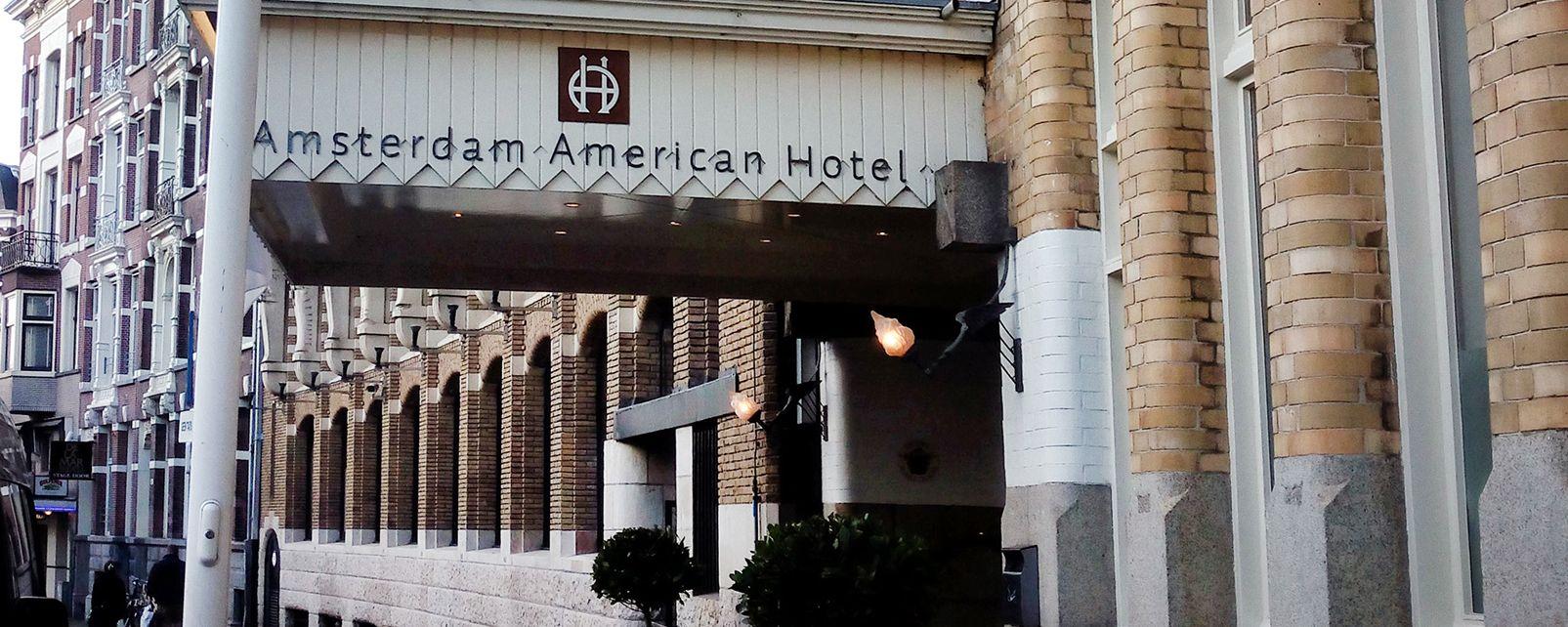 Hotel Amsterdam American Hotel
