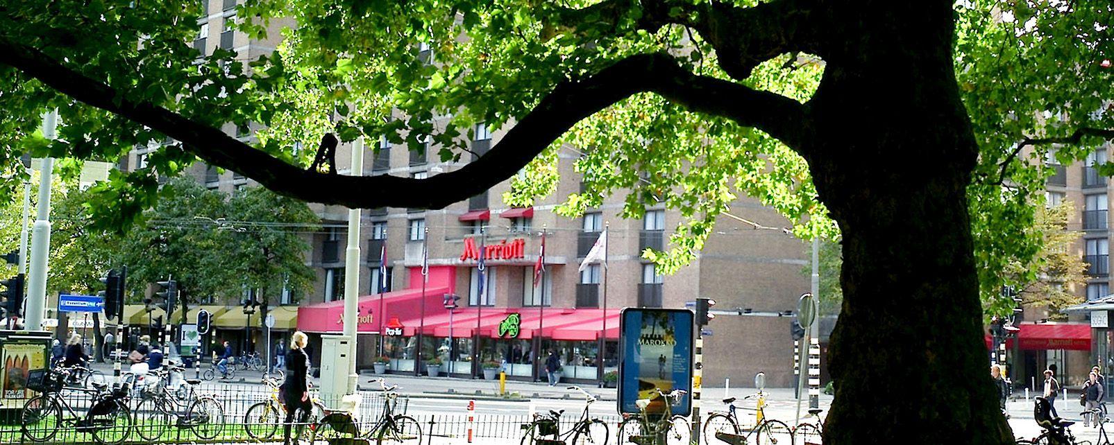 Hotel Amsterdam Marriott Hotel