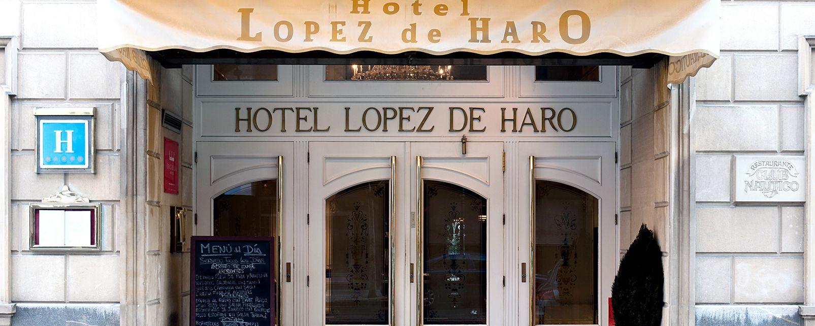 Hôtel Lopez De Haro Bilbao