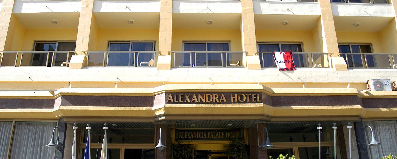 Hotel Alexandra Palace