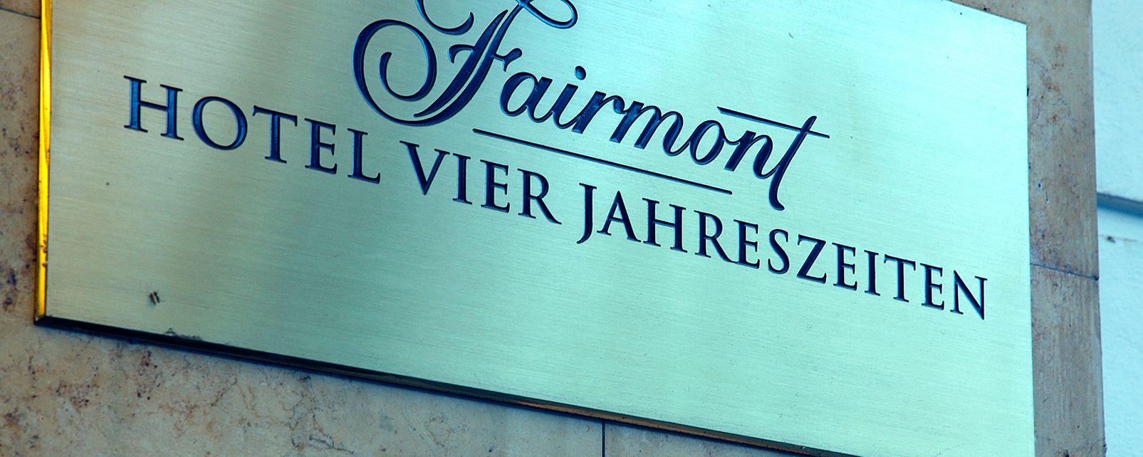 Hotel Fairmont Hotel Vier Jahreszeiten Hamburg