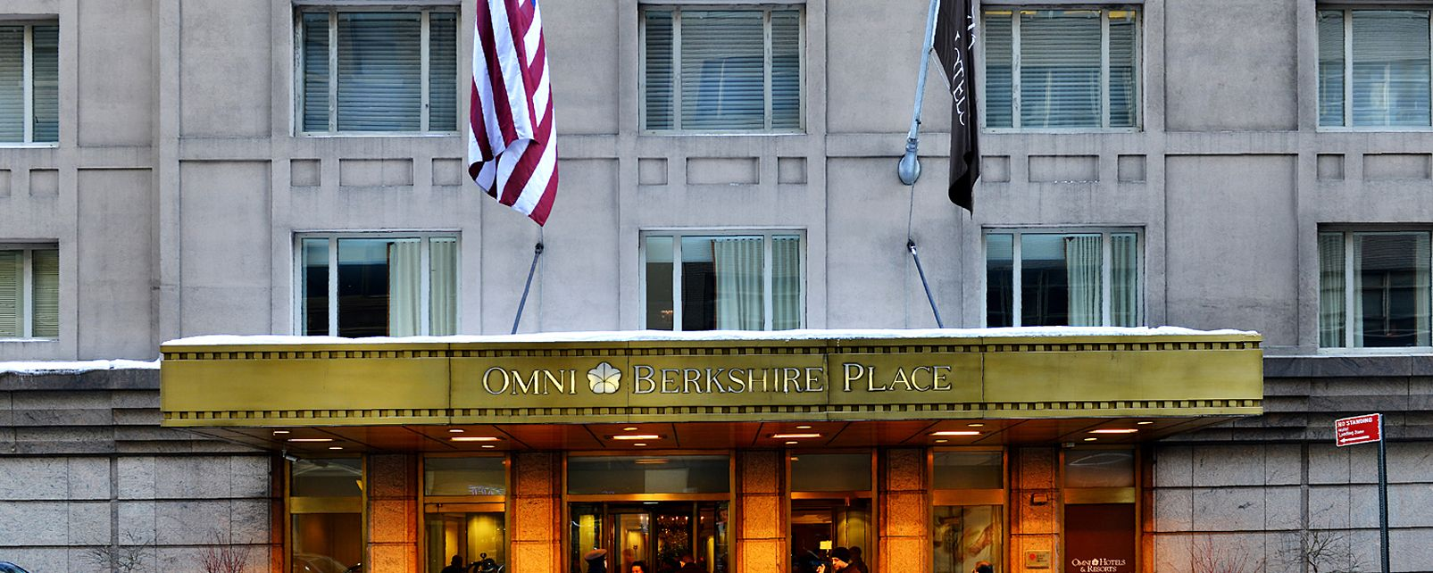 Hotel Omni Berkshire Place