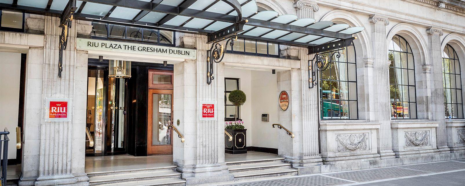 Hotel Gresham Hotel Dublin