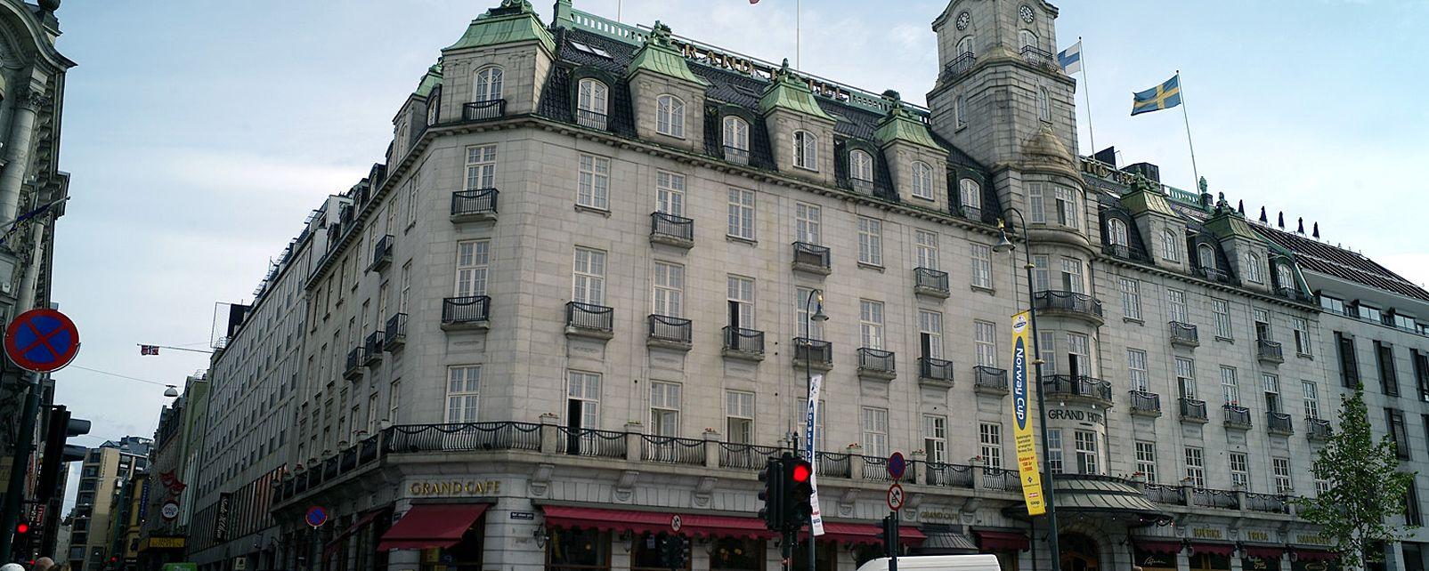 Hôtel Grand Hotel