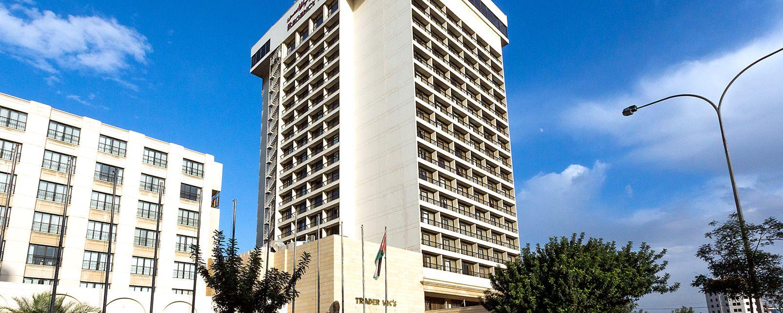 Hotel Regency Palace Hotel Amman