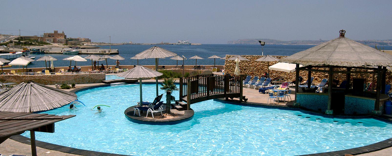 Hotel Ramla Bay Resort, Mellieha, Malta