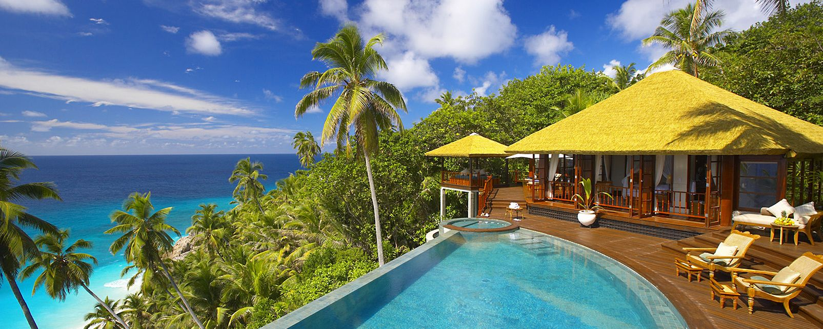 Hôtel Fregate Island Private