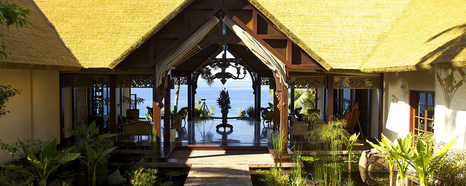 Hotel Fregate Island Private