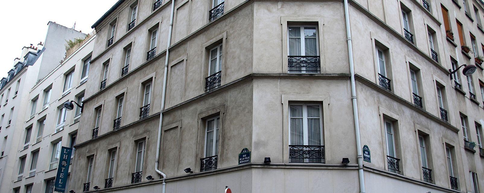 Hotel De La Folie Mericourt