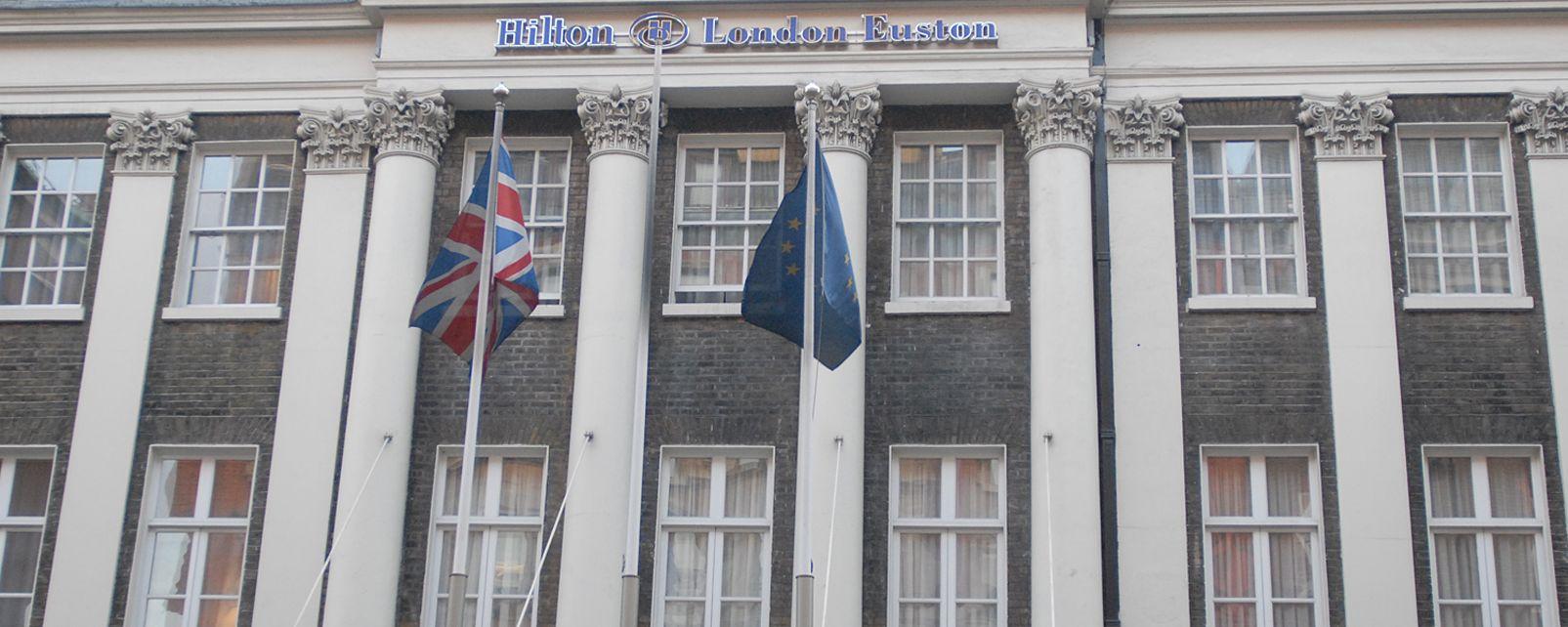 Hôtel Hilton Euston Hotel London