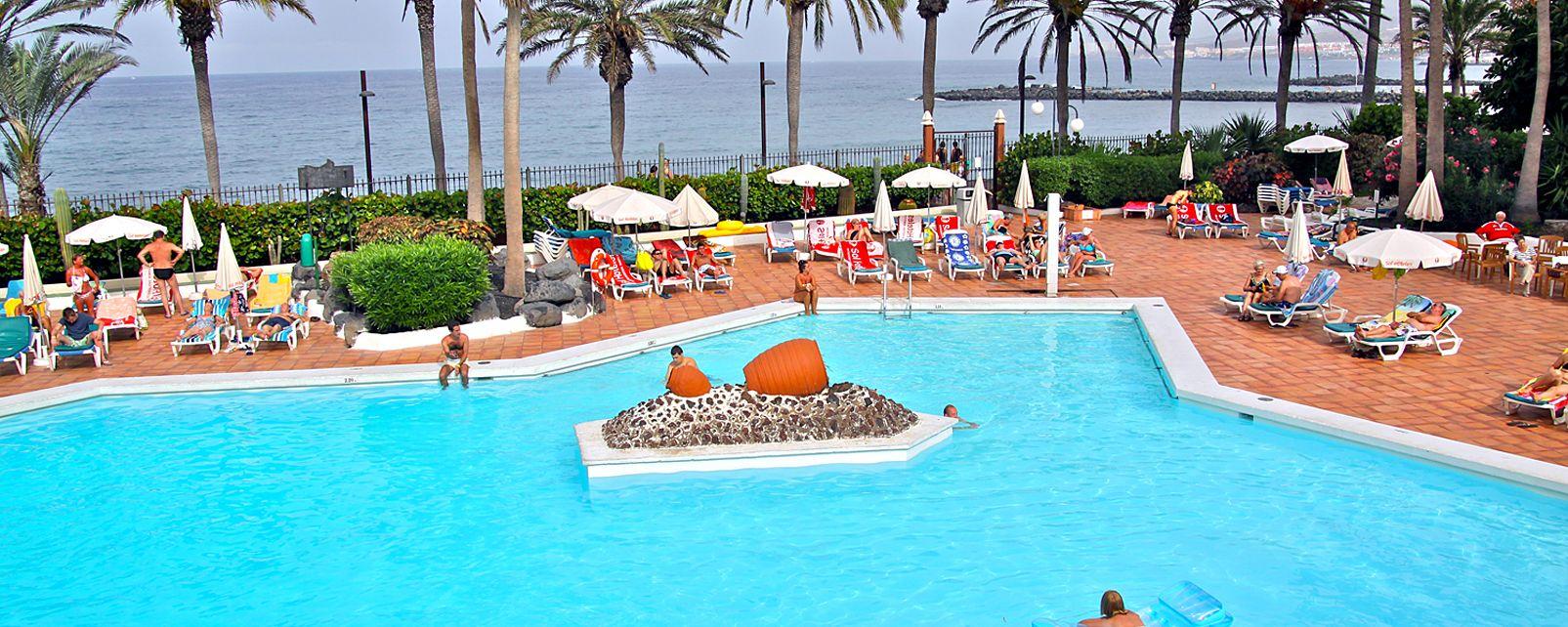 Hotel sol tenerife in playa de las americas - Hotel sol puerto playa tenerife ...