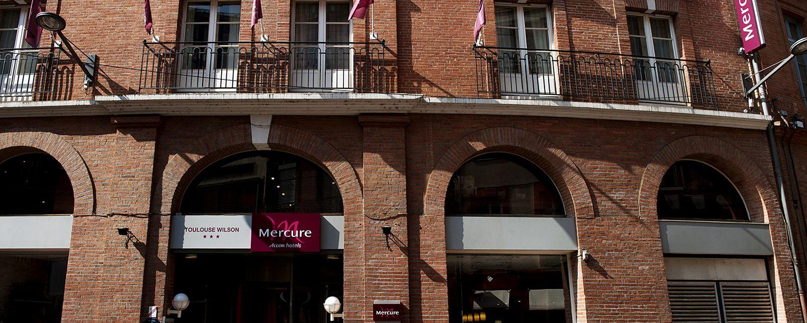 Hôtel Mercure Toulouse Wilson