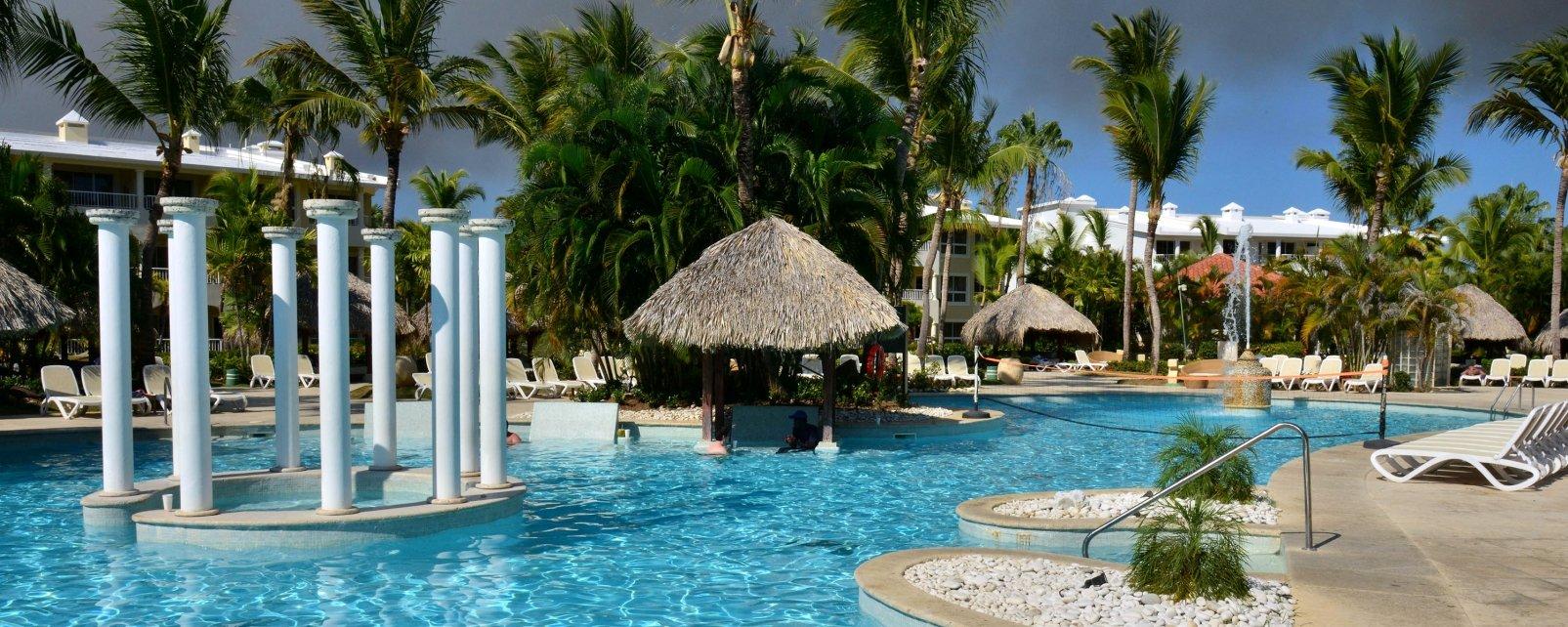 Hotel Melia Caribe Tropical Punta Cana Dominikanische Republik