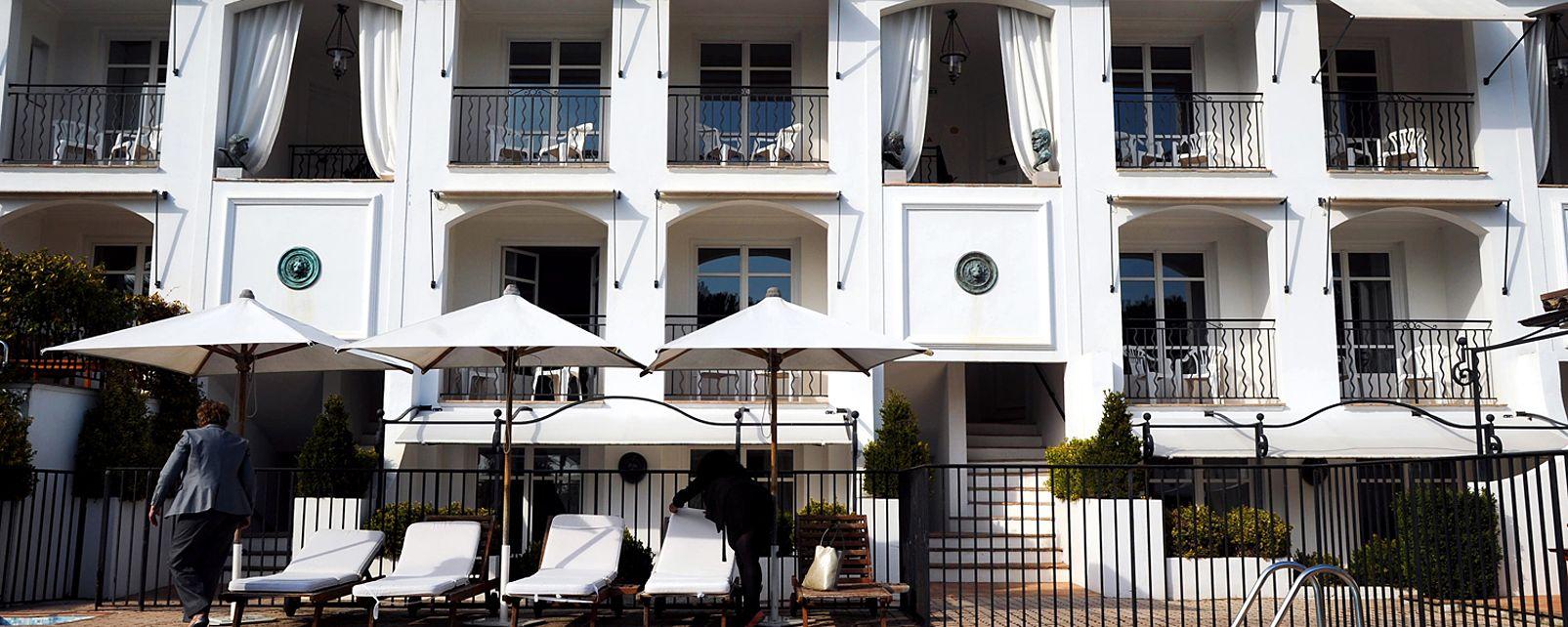 Hôtel Les Vergers de St Paul