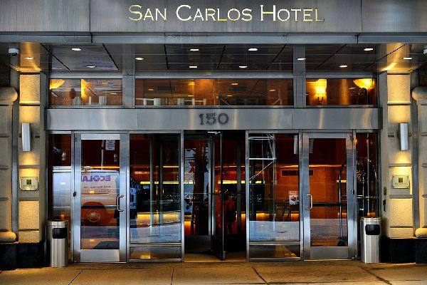 San Carlos Hotel -