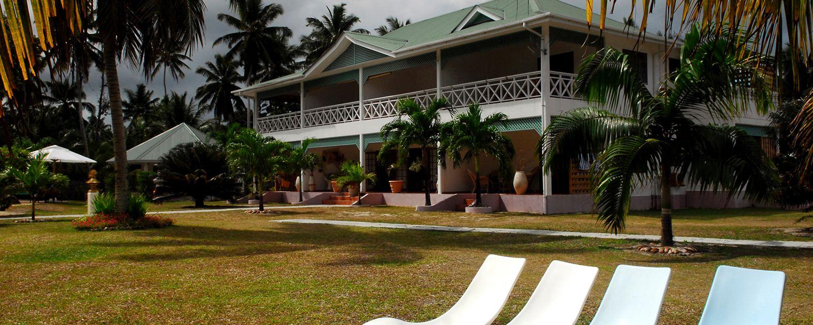 Hôtel L'Habitation Cerf Island