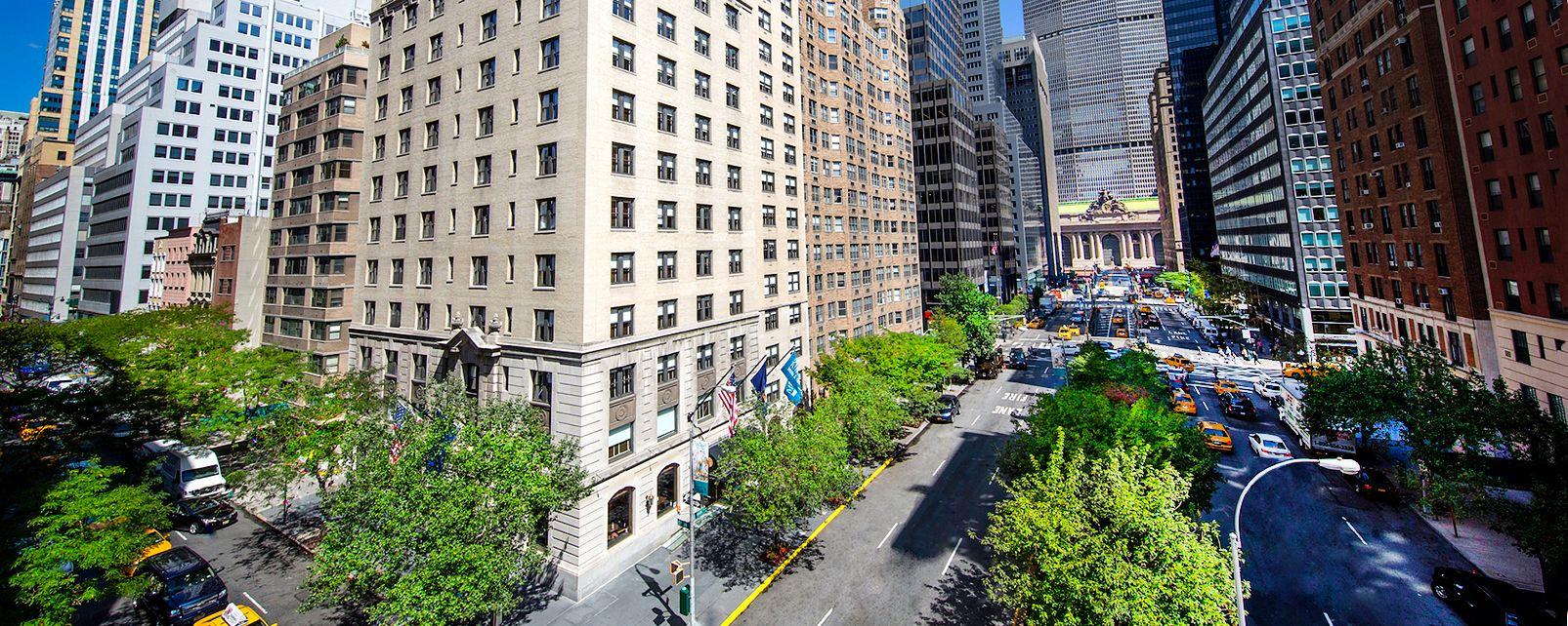 Hôtel 70 Park Avenue