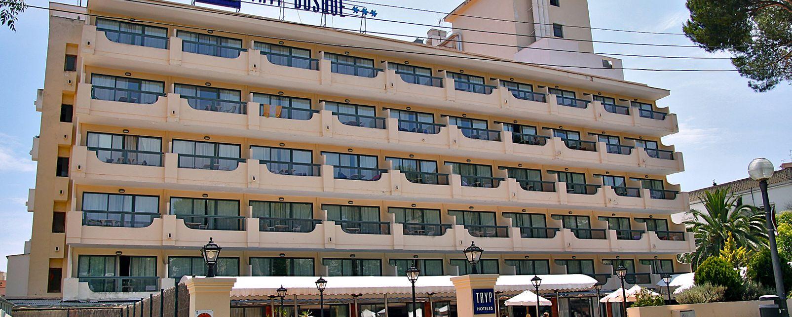 Hôtel Tryp Bosque