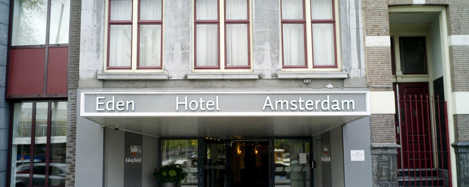 Hotel Best Western Eden Amsterdam