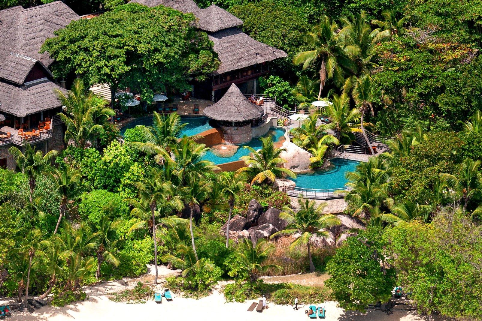 Hôtel Constance Lemuria Seychelles - 1
