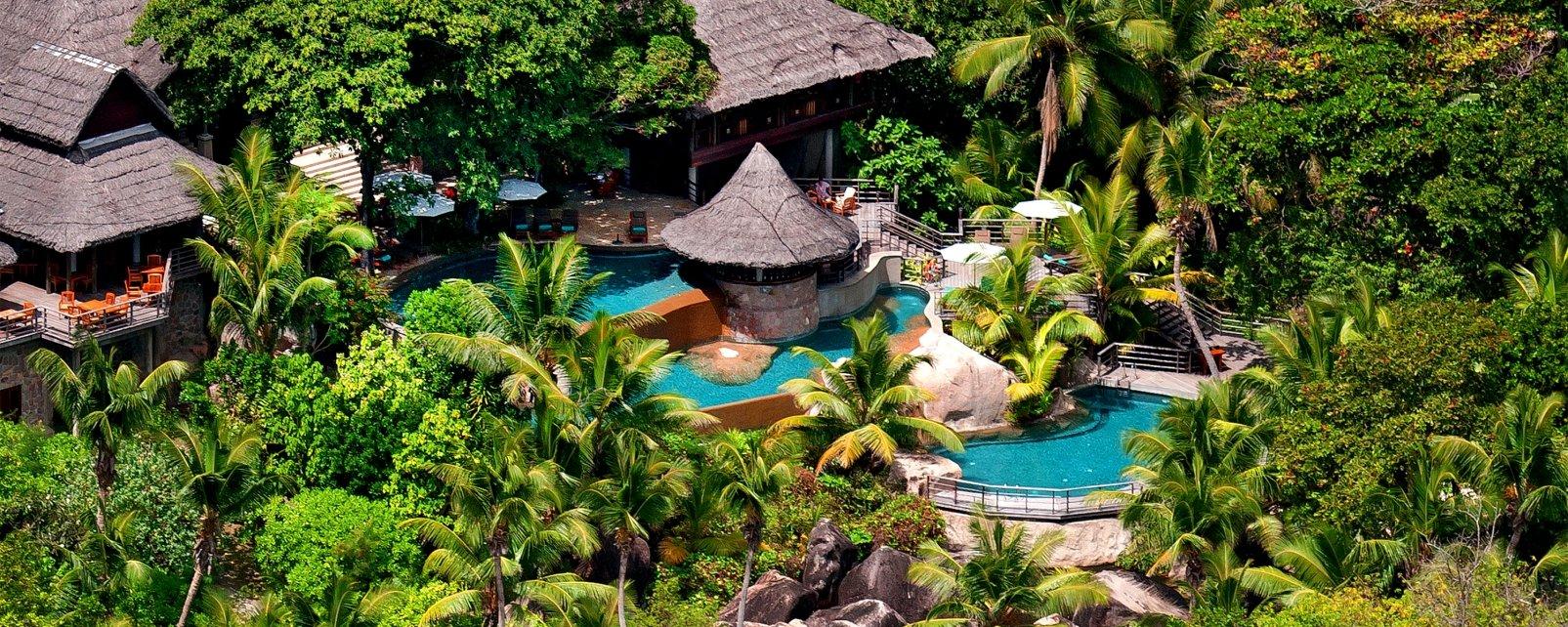 Booking Hotel Seychelles