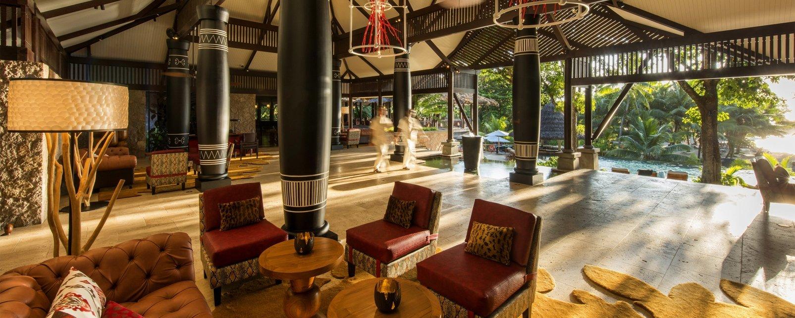 Hotel Constance Lémuria Seychelles