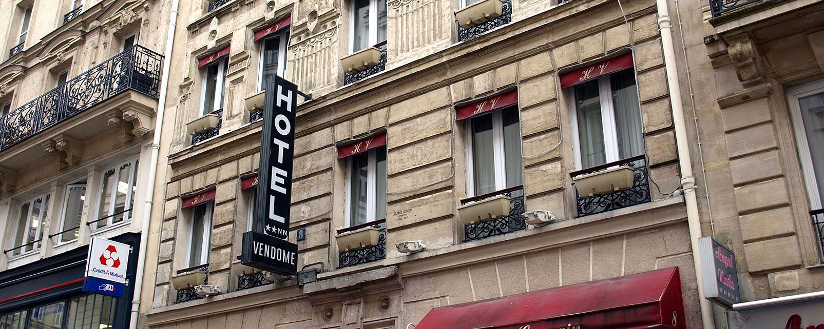 Hotel Vendome St Germain