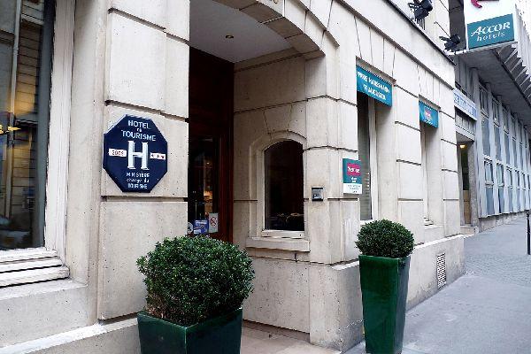 Hotel Mercure Paris Haussmann St Augustin