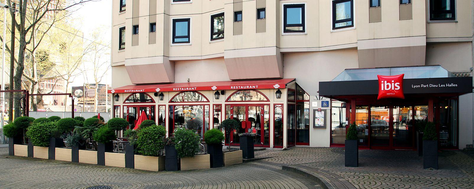 Hotel Ibis Gare Part Dieu