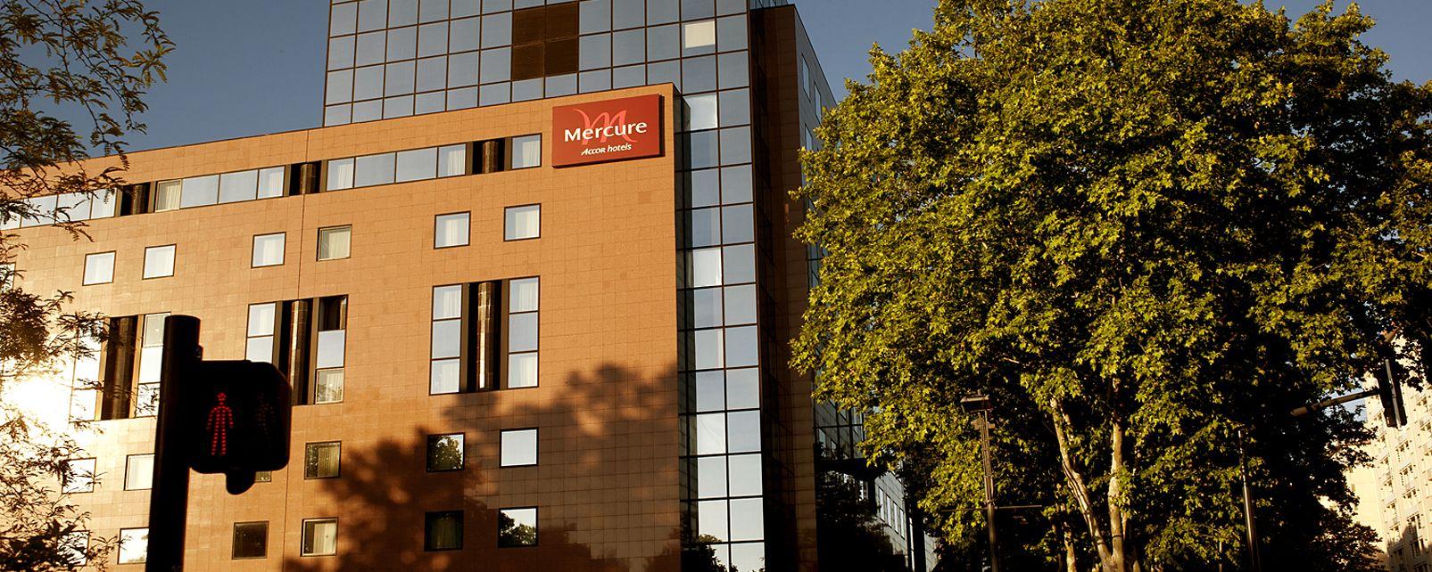 Hôtel Mercure Toulouse Atria Compans Caffarelli