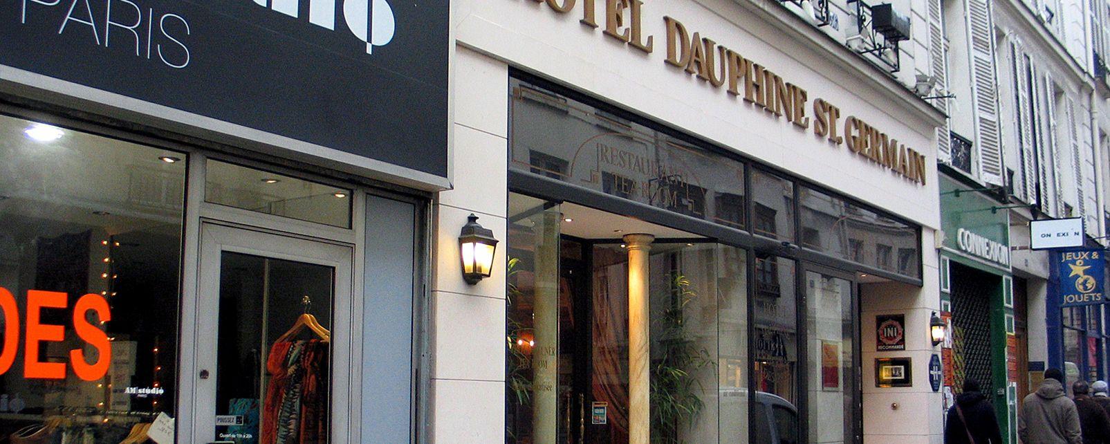 Hotel Dauphine St Germain des Prés