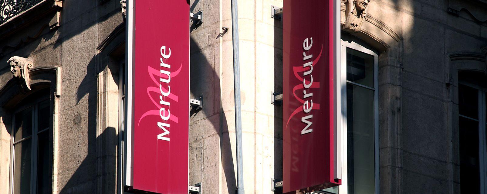 Hôtel Mercure Lyon Plaza République