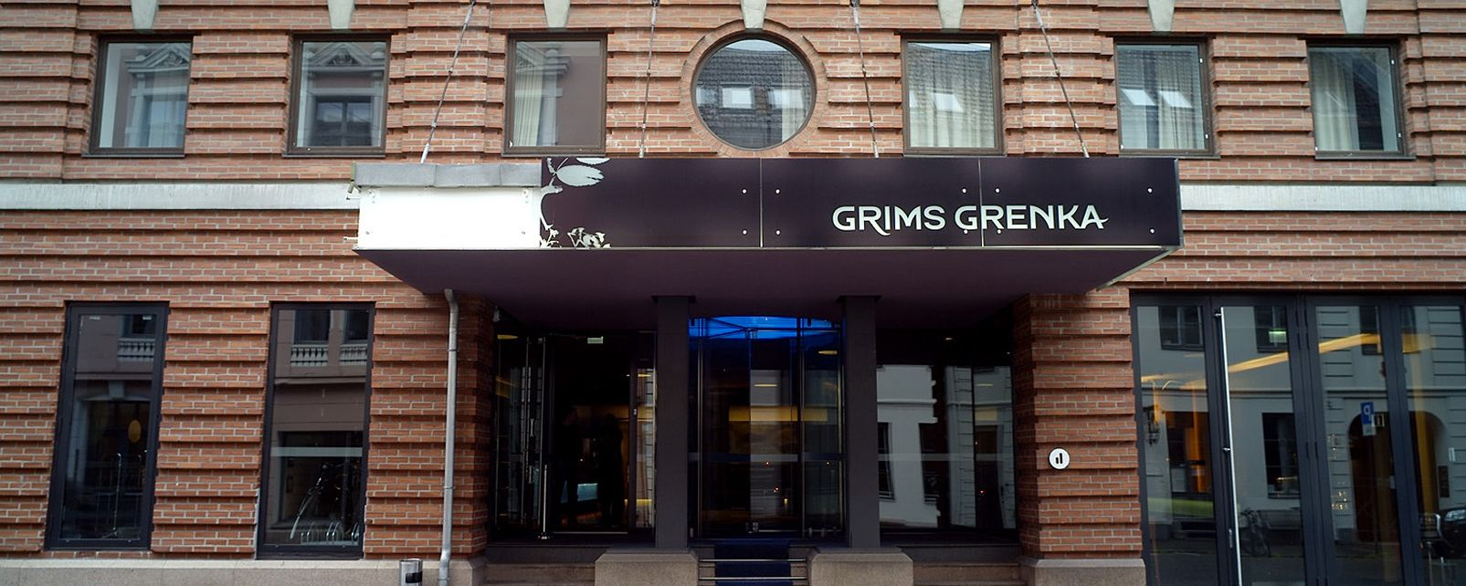 Hotel First Hotel Grims Grenka