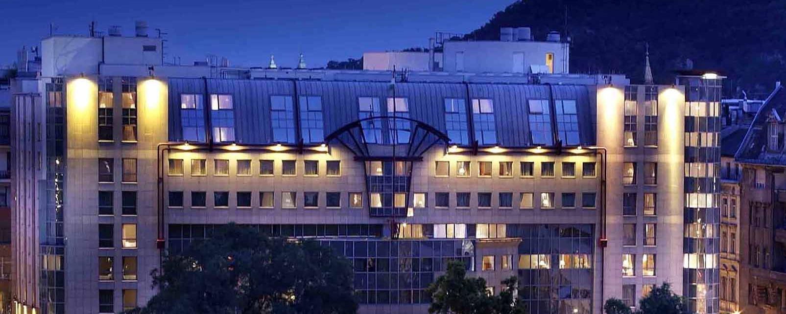 Hotel kempinski corvinus budapest in budapest hungary for Hotel budapest