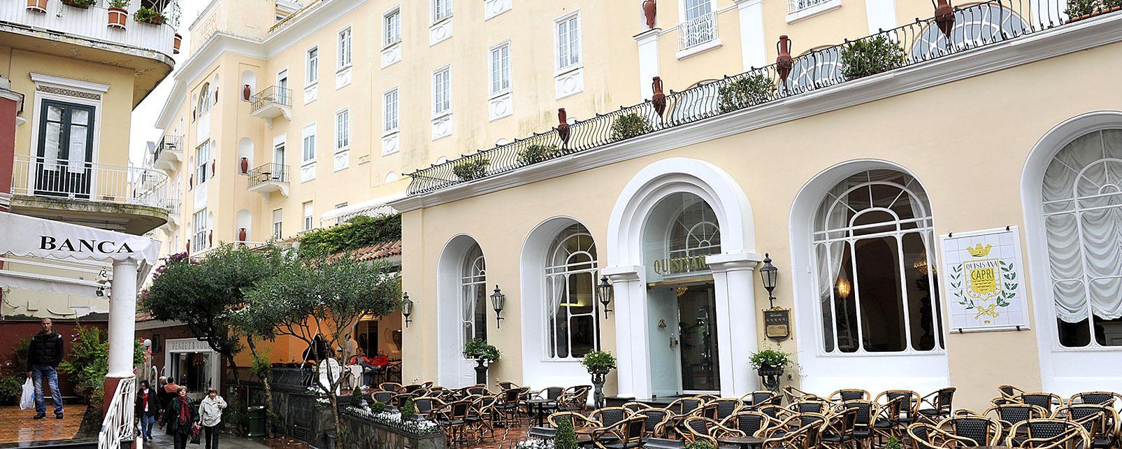 Hotel Grand Quisisana