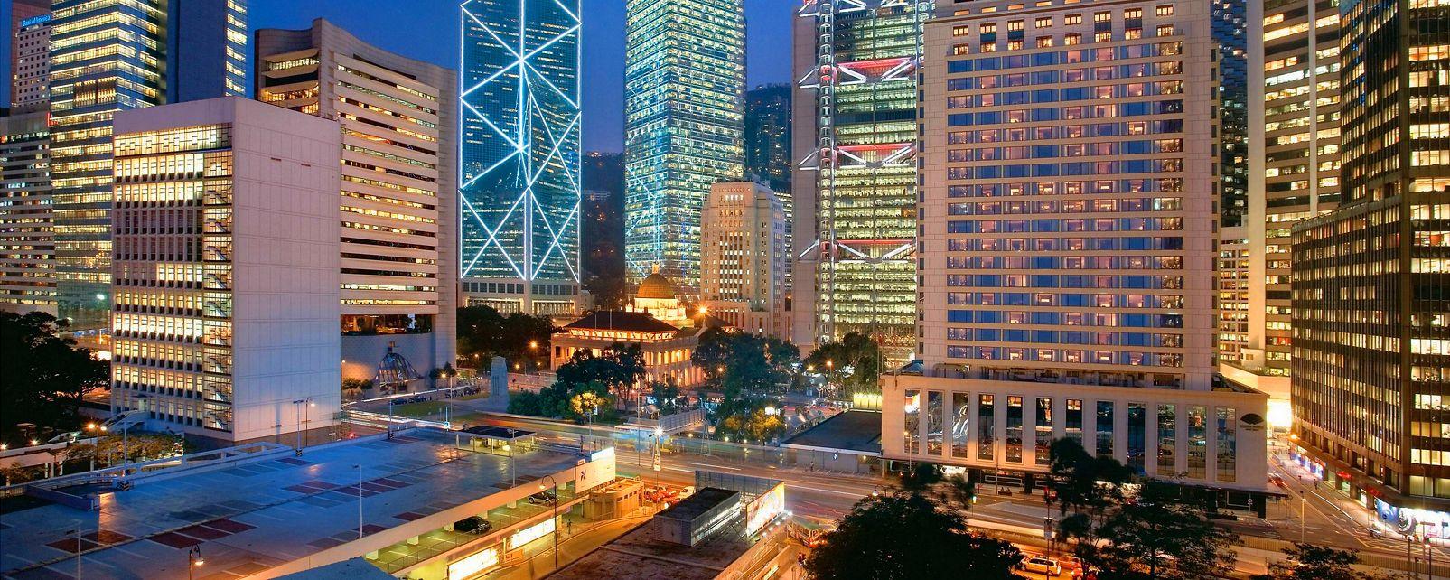 Hotel Mandarin Oriental Hong Kong