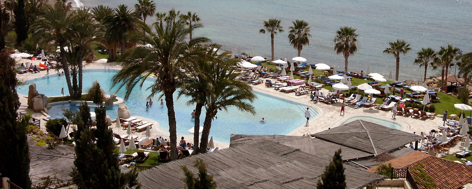 Hotel Coral Beach - Chypre