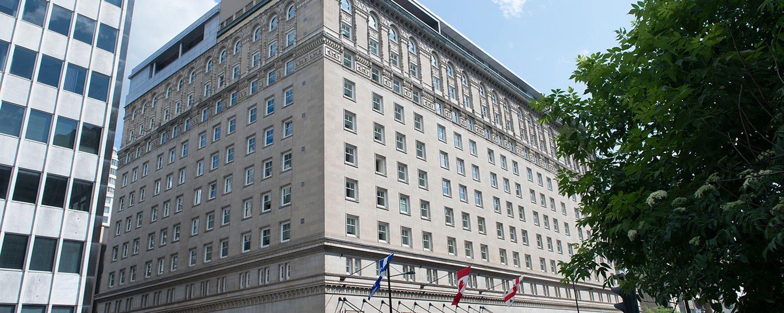 Hotel Ritz-Carlton Montréal