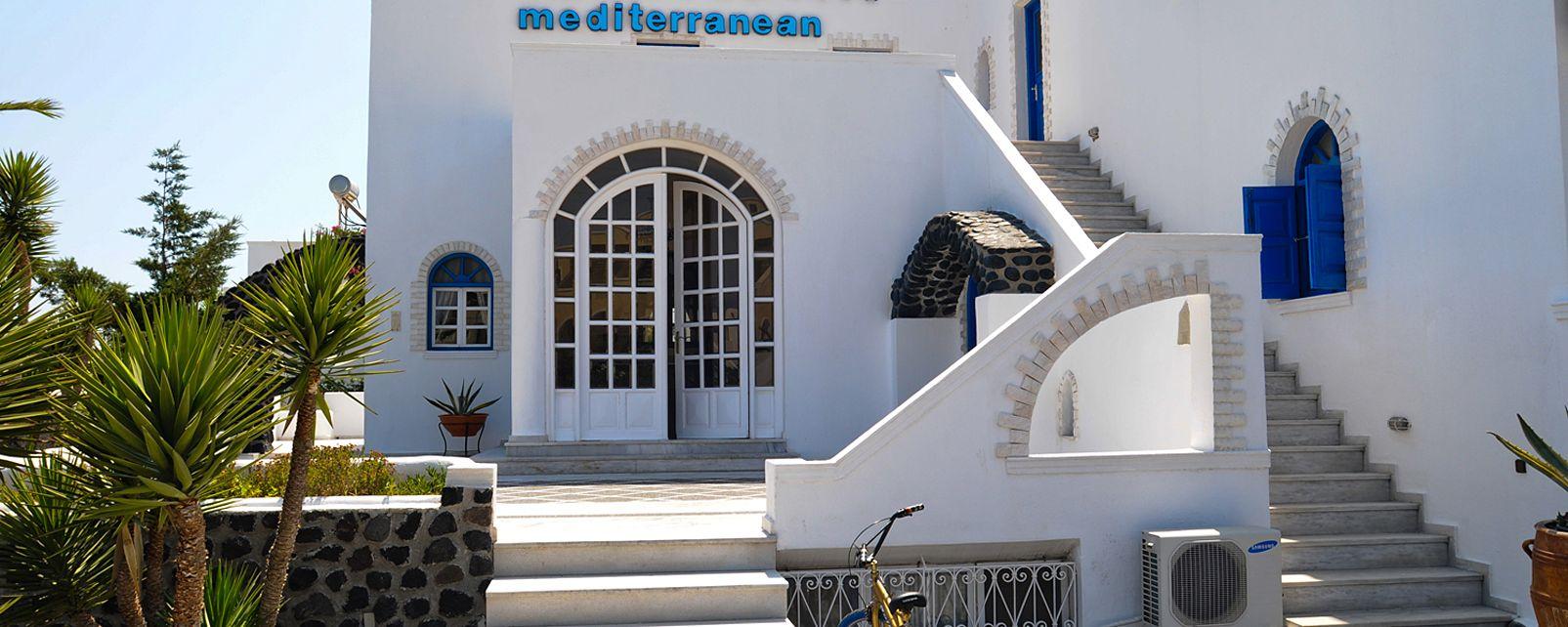 Hôtel Mediterranean Palace Hotel
