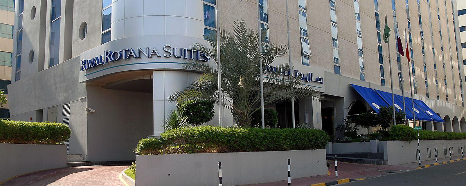 Hotel Rimal Rotana