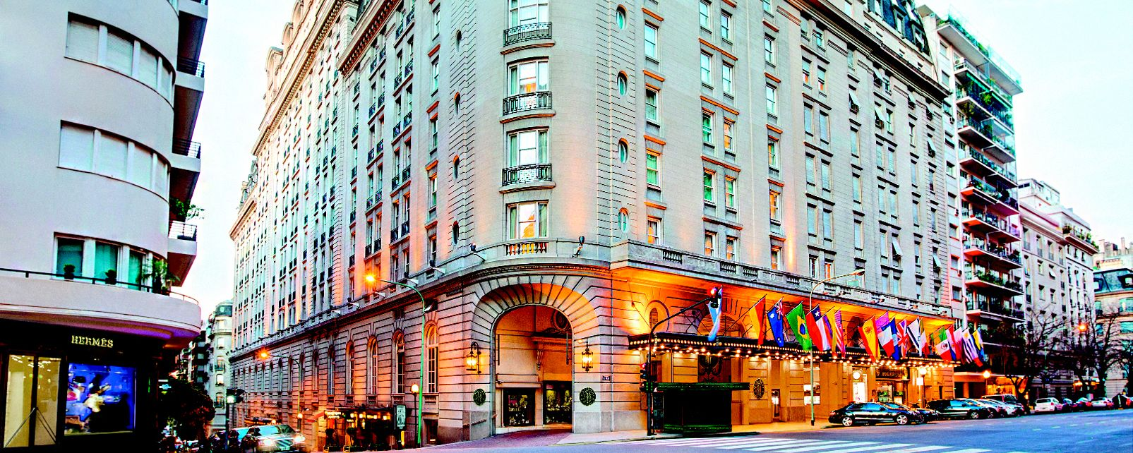 Hôtel Alvear Palace Hotel